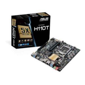 ASUS H110T Intel H110 LGA 1151 (Socket H4) Mini-ITX motherboard 90MB0Q40-M0EAY0