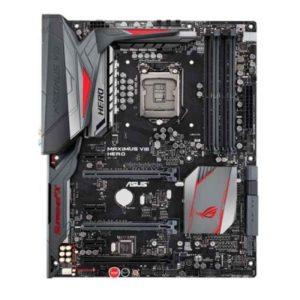 ASUS MAXIMUS VIII HERO Intel Z170 LGA 1151 (Socket H4) ATX motherboard 90MB0M90-M0EAY0