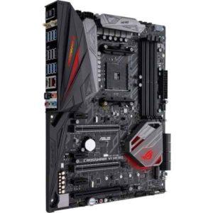 ASUS ROG CROSSHAIR VI HERO (WI-FI AC) AMD X370 Socket AM4 ATX motherboard 90MB0UT0-M0EAY0