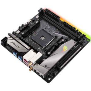 ASUS ROG STRIX B350-I GAMING AMD B350 Socket AM4 Mini-ITX motherboard 90MB0VD0-M0EAY0