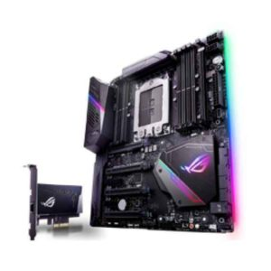 ASUS ROG ZENITH EXTREME AMD X399 Socket TR4 Extended ATX motherboard 90MB0UV0-M0EAY0