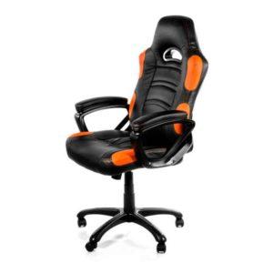 Arozzi PCB Arozzi Enzo Universal gaming chair Padded seat ENZO-OR