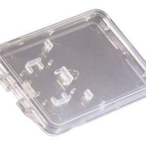 Box für Speicherkarten