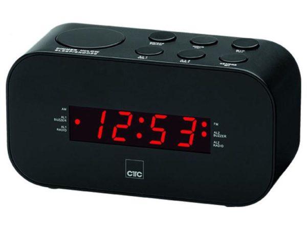 CTC Clock Radio MRC 7007 black