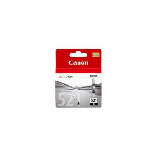 Canon Tintenpatrone - CLI-521BK - schwarz 2933B001