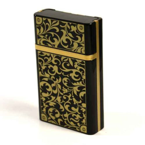 Case for 8 cigarettes with USB Lighter (Mixed)