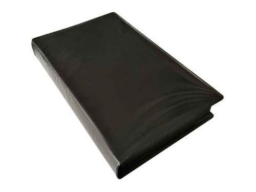 Case for VHS Video Cassette (Black)