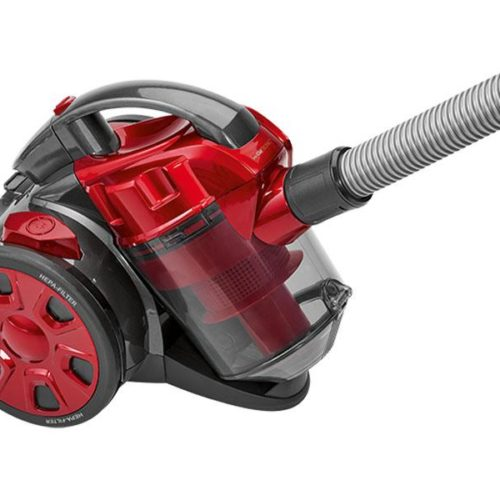 Clatronic Floor vacuum cleaner 700W Pets BS 1308 P red