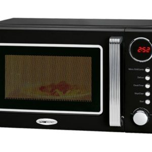Clatronic Retro microwave 20l with grill MWG 790 black