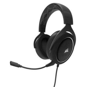 Corsair HS60 Binaural Head-band Black - White headset CA-9011174-EU