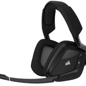 Corsair VOID PRO RGB Wireless Premium Binaural Head-band Carbon headset CA-9011152-EU