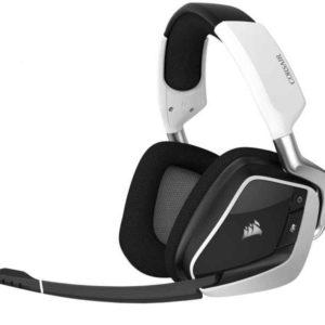 Corsair VOID PRO RGB Wireless Premium Binaural Head-band White headset CA-9011153-EU