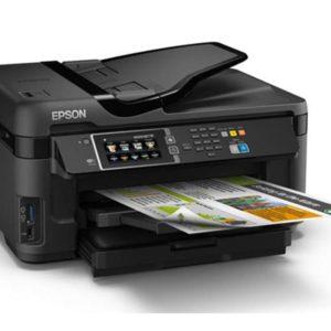 EPSON WorkForce WF-7610DWF - Multifunktionsgerät C11CC98302