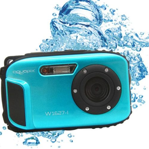 Easypix W1627 Ocean Underwater camera (Blue)