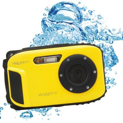 Easypix W1627 Ocean Underwater camera (Yellow)