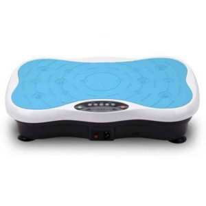 Fitness Body Vibration Plate - Vibro Shaper (Blue)