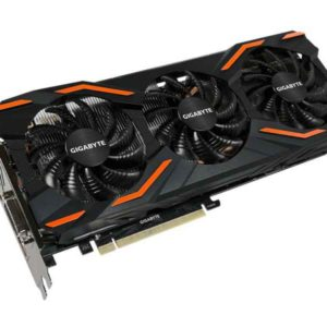 Gigabyte GeForce GTX 1080 WINDFORCE OC 8GB GV-N1080WF3OC-8GD