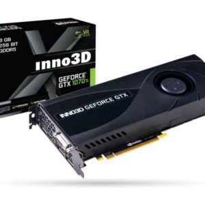 Inno3D GeForce GTX 1070 Ti Jet 8GB GDDR5 N107T-1DDN-P5DN