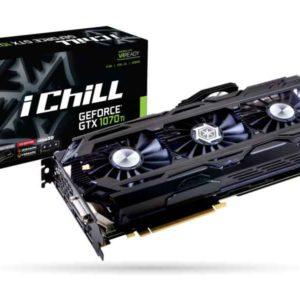 Inno3D GeForce GTX 1070 Ti X4 8GB GDDR5 C107T4-1SDN-P5DN