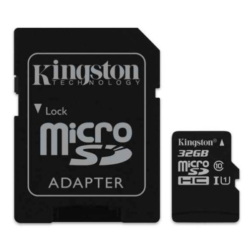 Kingston Canvas Select 32GB MicroSD UHS-I CL10 SDCS