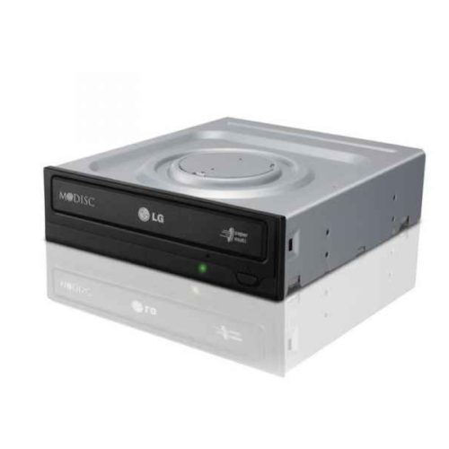 LG GH24NSD1 Internal DVD Super Multi Black optical disc drive GH24NSD1.AUAR10B