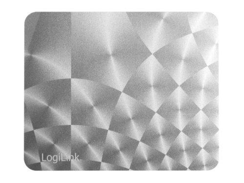 LogiLink Golden laser mouspad, Aluminum design (ID0145)