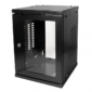Logilink 10 SOHO Wallmount Enclosure 8HE 312x300mm, assembled, black (W09Z33B)