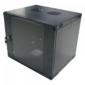 Logilink 19 Wallmounted Single-Section Box 9HE 540X450mm, disassembled, dark grey (W09F64B)