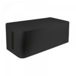 Logilink Cable Box, 407x157x133,5mm, black (KAB0062)