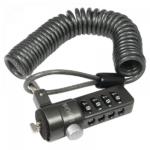 Logilink Laptop anti-theft lock, Black (NBS004)