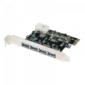 Logilink PCI Express Card, 4x USB 3.0 (PC0057A)