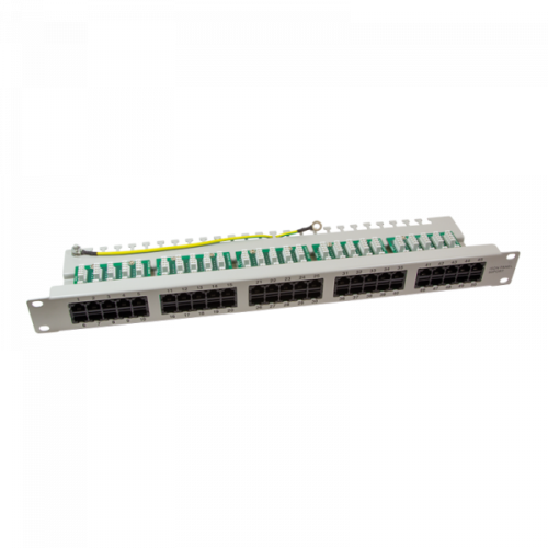 Logilink Patch Panel 19-mounting Cat.3