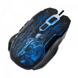 Logilink USB Gaming-Mouse, 2400 dpi, black (ID0137)