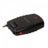 Logilink Universal 4 stelliges Kombinationsschloss mit Alarm, Schwarz (SC0212)