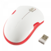Logilink Wireless optical 2.4 GHz Mouse, 1200 dpi, White