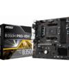 MSI B350M PRO-VDH AMD B350 Socket AM4 Micro ATX motherboard 7A38-003R