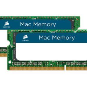 Memory Corsair Mac Memory SO-DDR3 1066MHz 8GB (2x 4GB) CMSA8GX3M2A1066C7