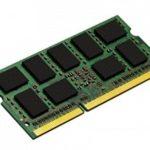 Memory Kingston ValueRAM SO-DDR4 2400MHz 8GB KVR24S17S8