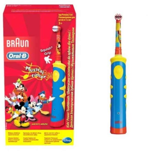 Oral-B Kids Power Toothbrush Mickey Mouse D10.513K