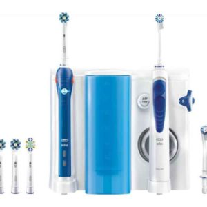 Oral-B OxyJet Cleaning System +PRO 3000 Toothbrush