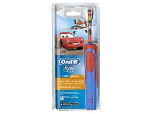Oral-B Stages Power Cars-Planes CLS D12.513K