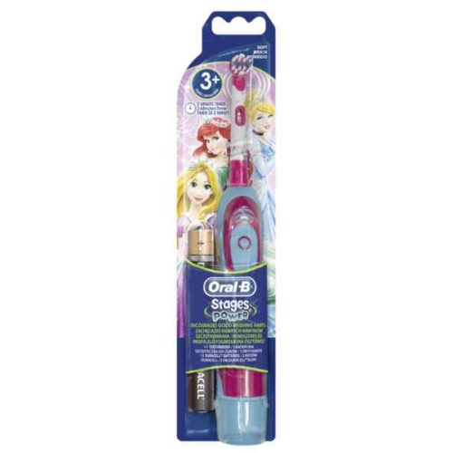 Oral-B Stages Power Disney Princess Kids DB4.510.K