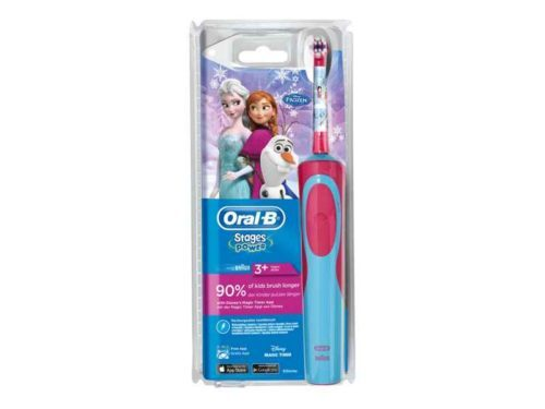 Oral-B Stages Power Electric Toothbrush Frozen CLS D12.513K