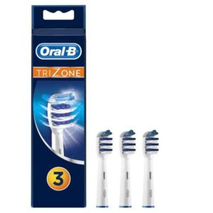 Oral-B TriZone Replacement Brush Heads (3 Pack)