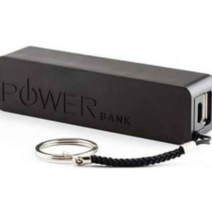 Powerbank 2600mAh POWER (black)
