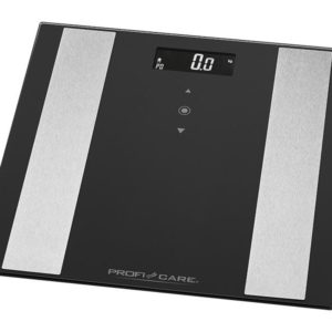 ProfiCare 8in1 Glass analysis scales PC-PW 3007 FA black-stainless steel