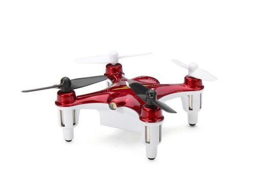 Quad-Copter SYMA X12S NANO 2.4G 4-Channel with Gyro (Red)