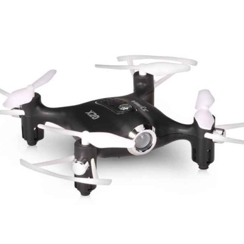 Quad-Copter SYMA X20 2.4G 4-Channel with Gyro (Black)