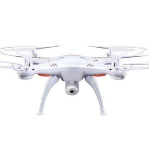 Quad-Copter SYMA X5SW 2.4G 4-Channel with Gyro + Camera (White)