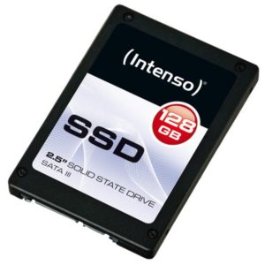 SSD Intenso 2.5 Zoll 128GB SATA III Top